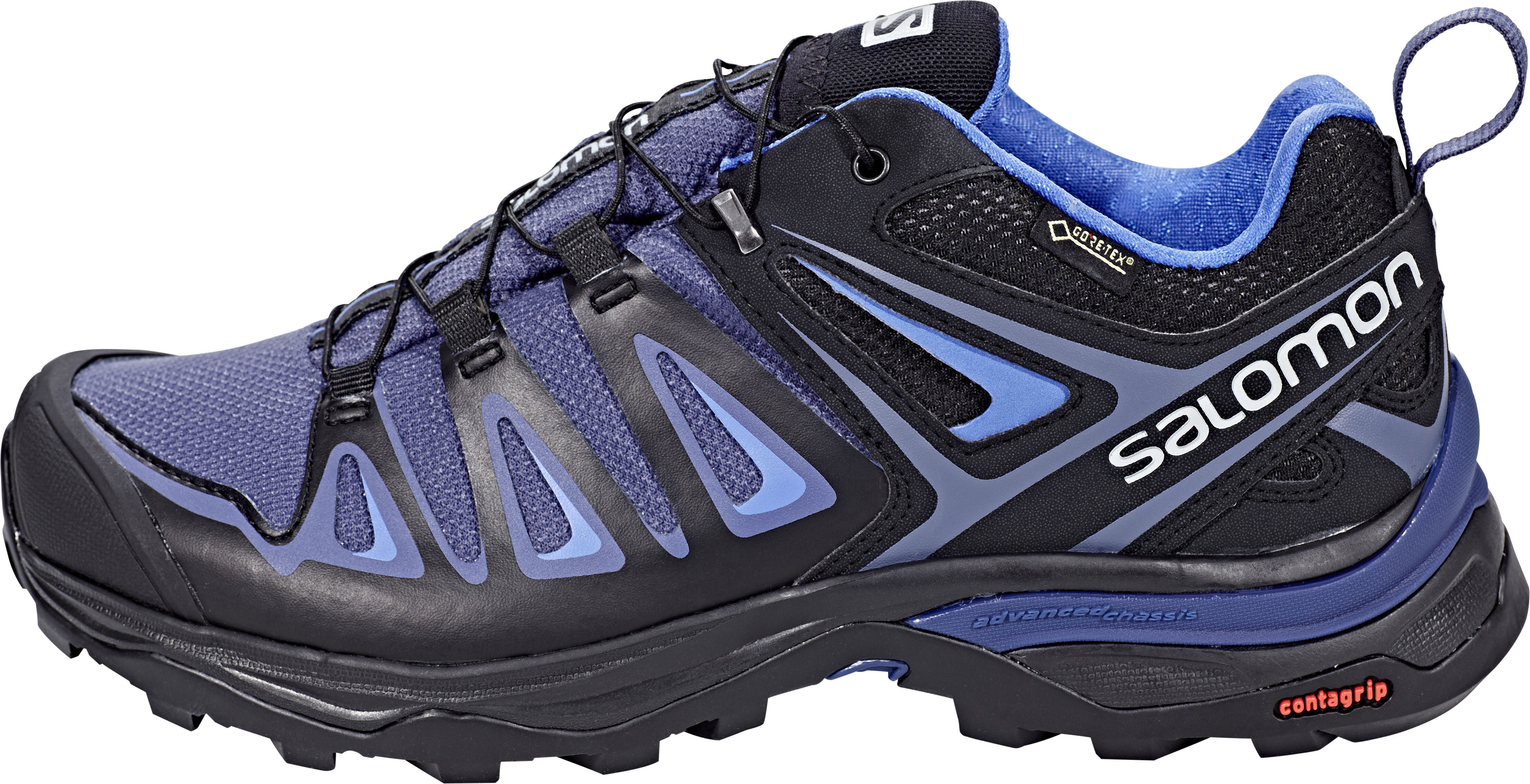 Salomon X Ultra 3 GTX Shoes Women purple black at Addnature.co.uk 4b43a99ffbf